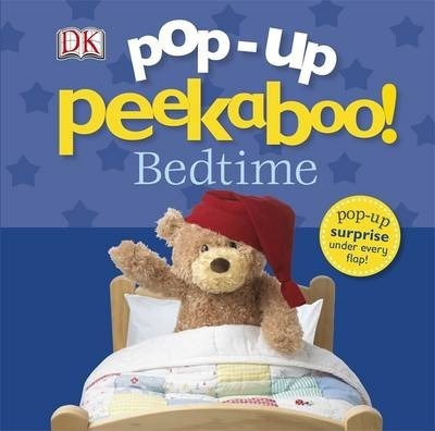Pop-Up Peekaboo! Bedtime 0