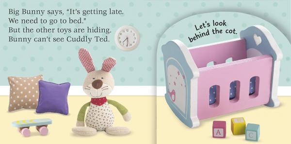 Pop-Up Peekaboo! Bedtime 2