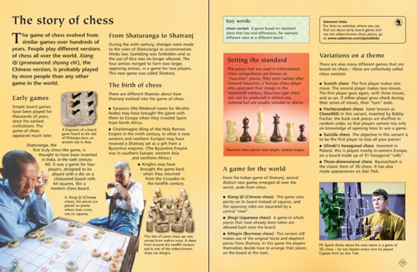 Complete book of chess 3