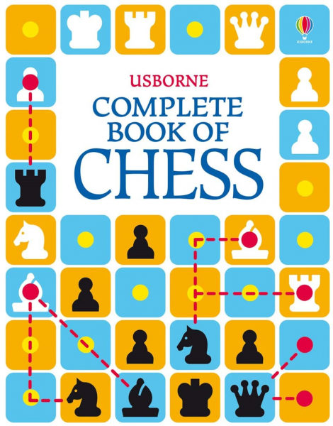 Complete book of chess 0