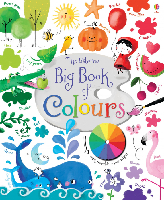 Big book of colours 0