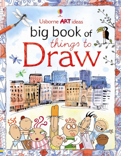Big Book of Things to Draw 0