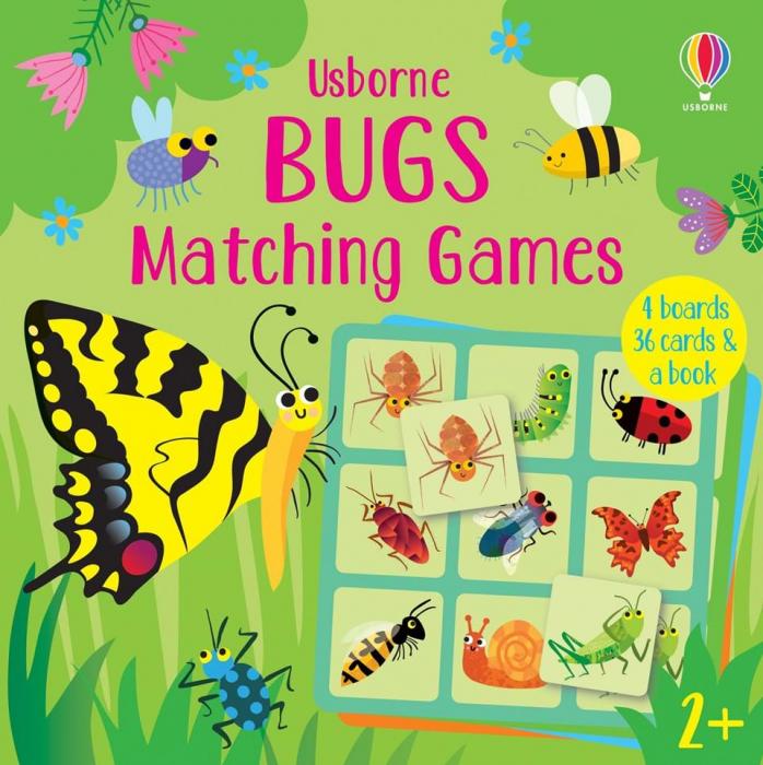 Bugs Matching Games 0