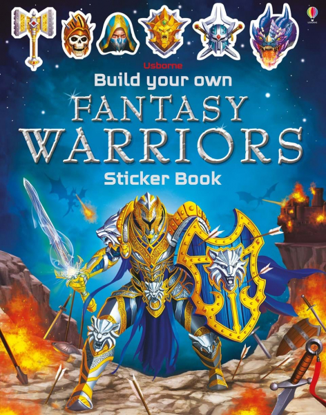 build your own fantasy warriors 0