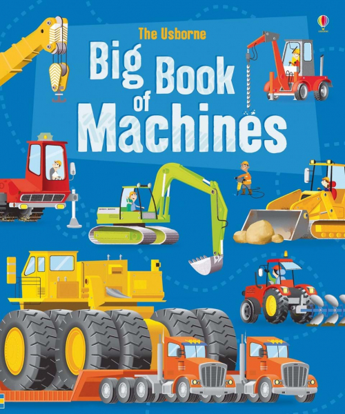 Big Book of Machines 0