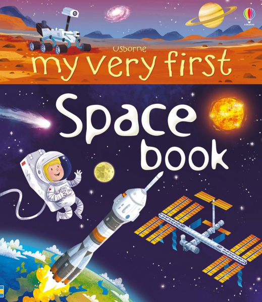 My very first space book 0