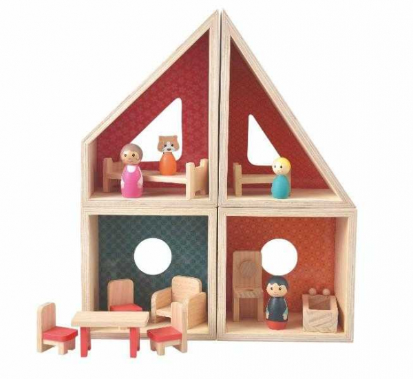 Casa de papusi modulara 0