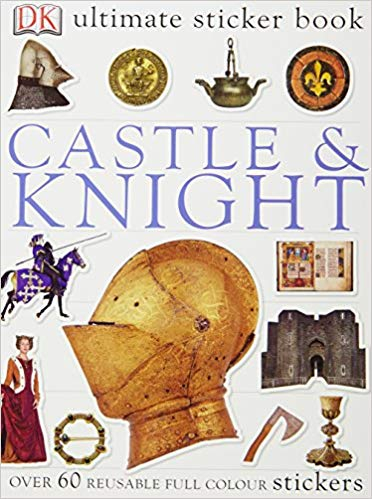 Castle and knight ultimate sticker book 0
