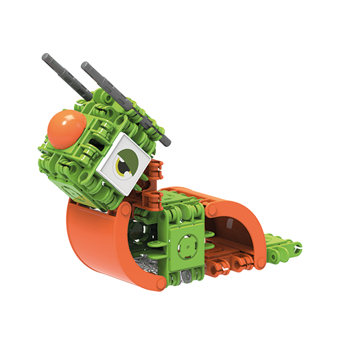 Set de construit Clicformers- Insecte, 30 piese 3