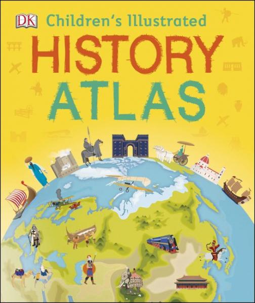 Children's Illustrated History Atlas 0