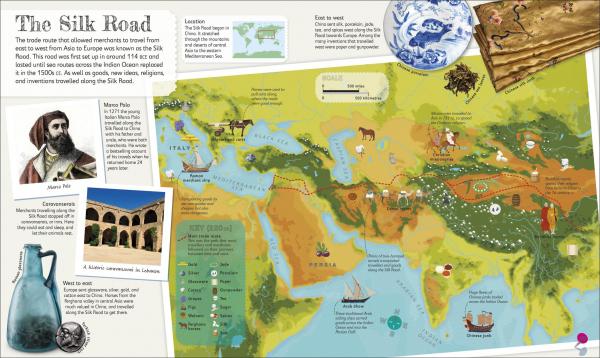 Children's Illustrated History Atlas 3