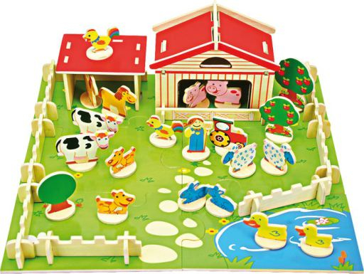 construction kit farm 0