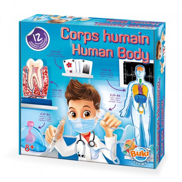 corpul uman experimente 0