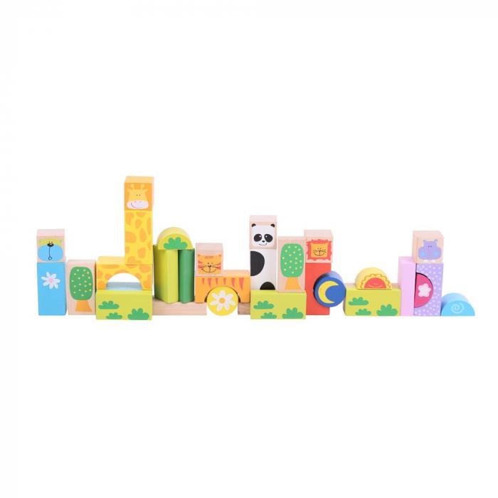 Cuburi pentru construit - Safari [0]