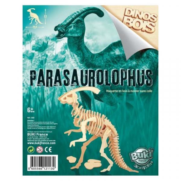 Dinozaur din lemn (diverse modele) 4