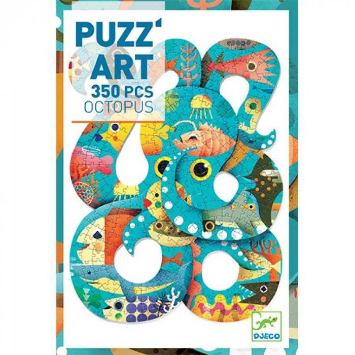 Puzzle Octopus 350 piese 0
