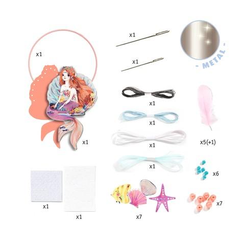 Set creativ Dreamcatcher Sirena 2