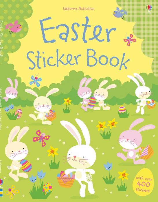 Easter Sticker Book Carte autocolante Paste [0]