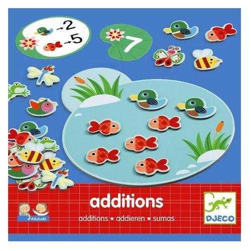 Eduludo Addition Joc adunari matematice 0