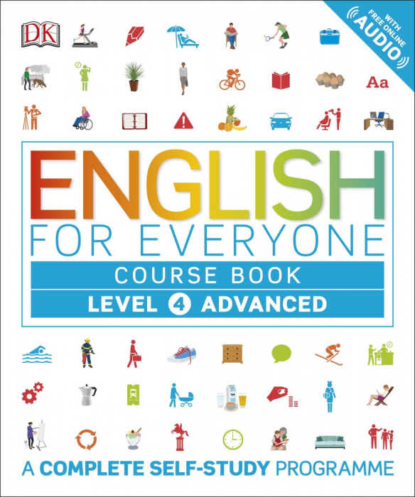 English for Everyone Course Book Level 4 Advanced 0