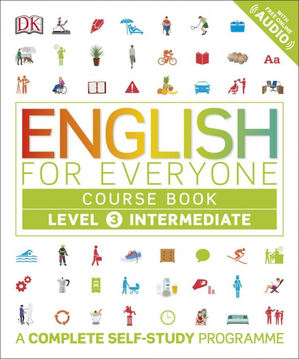 English for Everyone Course Book Level 3 Intermediate 0