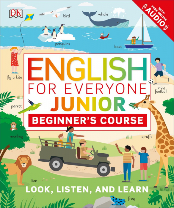 English for Everyone Junior: Beginner's Course 0