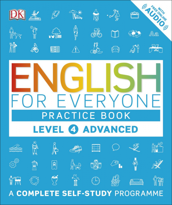 English for Everyone Practice Book Level 4 Advanced 0