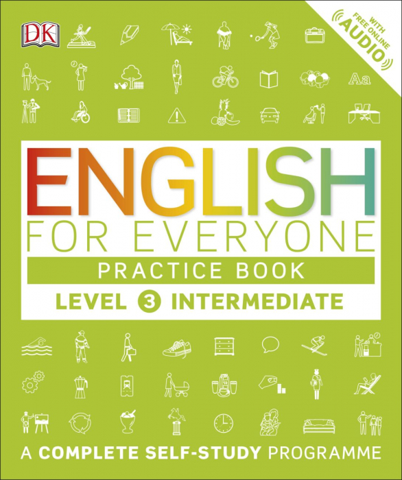 English for Everyone Practice Book Level 3 Intermediate 0
