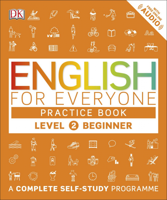 English for Everyone Practice Book Level 2 Beginner 0