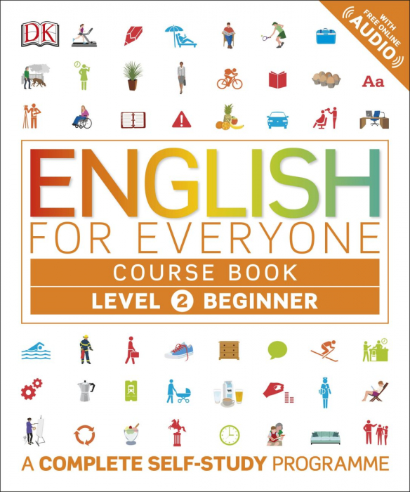 English for Everyone Course Book Level 2 Beginner 0