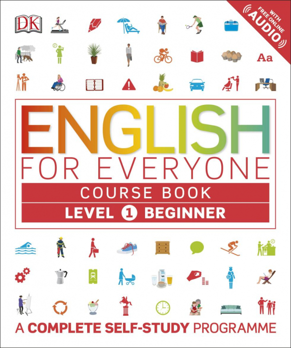 English for Everyone Course Book Level 1 Beginner 0
