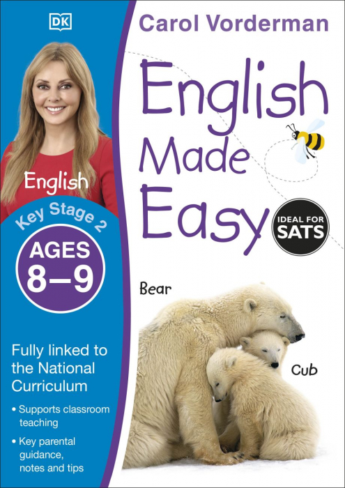 English Made Easy Ages 8-9 Key Stage 2 0
