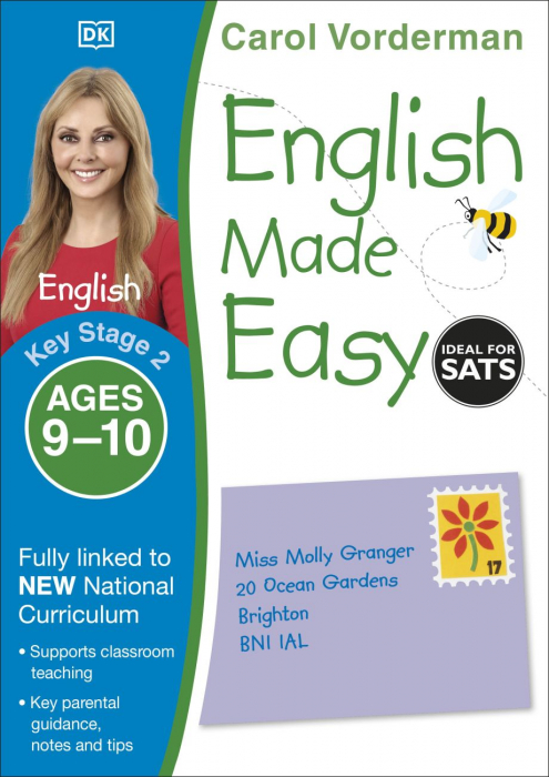 English Made Easy Ages 9-10 Key Stage 2 0