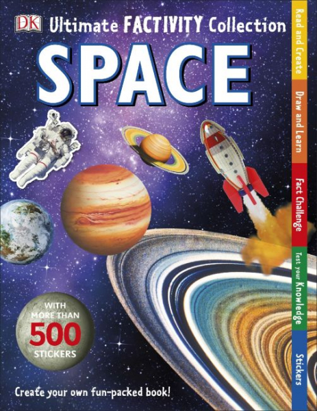 Space Ultimate Factivity Collection 0