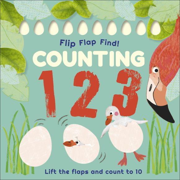 Flip, Flap, Find! Counting 1, 2, 3 0