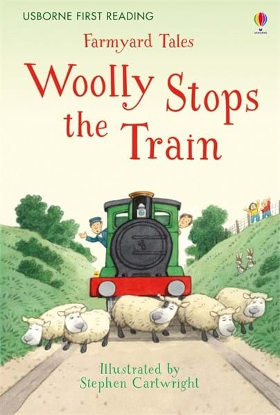 farmyard tales woolly stops the train [0]