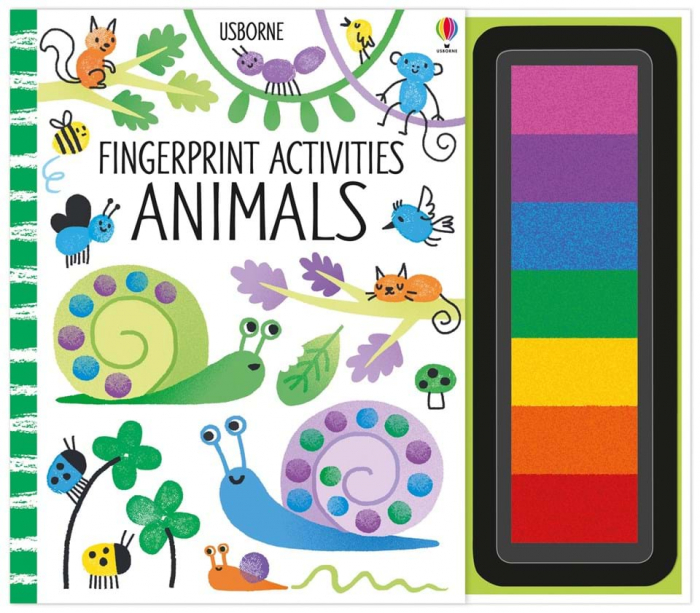 Fingerprint Activities Animals 0