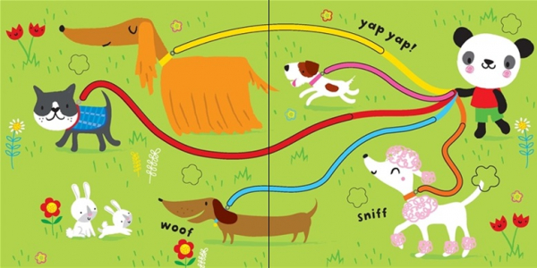 fingertrail playbook cats and dogs 1