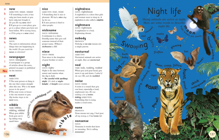 First Children's Dictionary 3