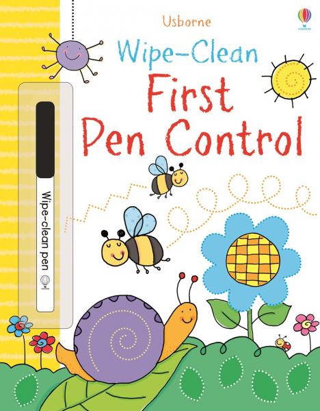 first pen control 0