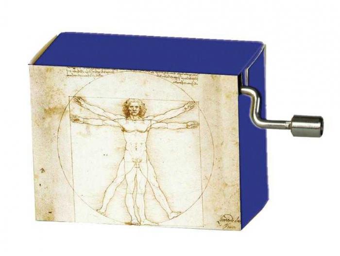 Flasneta  Da Vinci 0