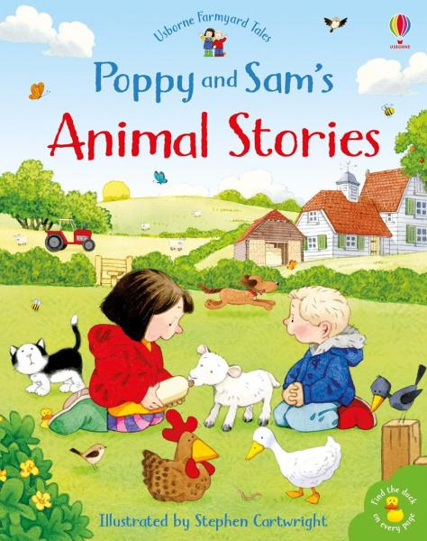 Poppy and Sam Animal Stories 0