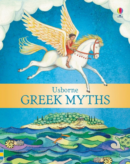 Greek Myths [0]
