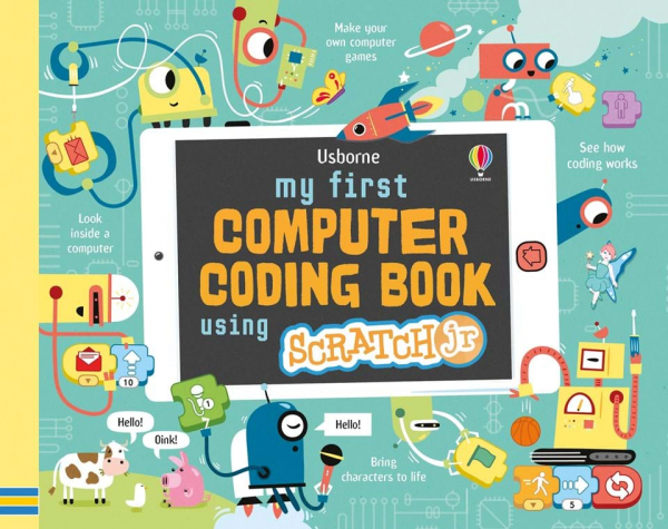 My first computer coding book using ScratchJr 0