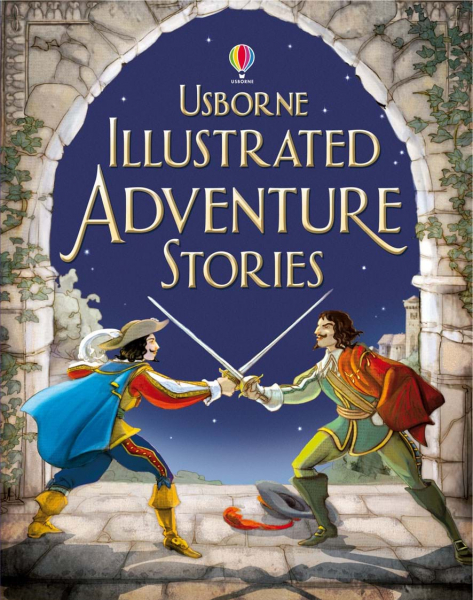Illustrated Adventure Stories 0