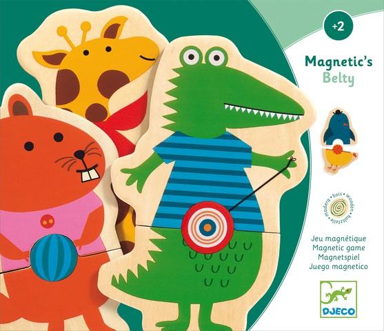 Joc cu magneti Animale 0