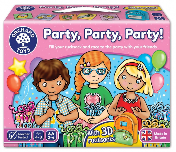 Joc de societate La petrecere - Party, Party, Party [0]