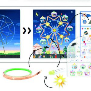 Atelier Arta, Stiinta si Tehnologie Lumini si distractie 2