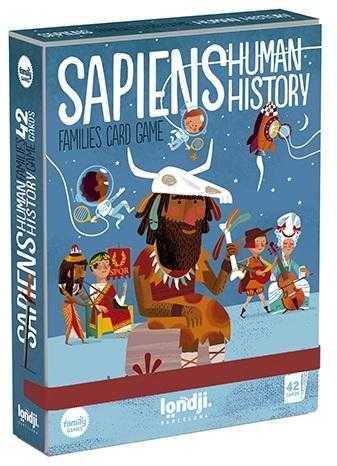 Joc de cărti Sapiens Istoria Omenirii 0