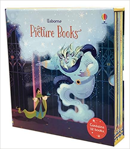 Usborne 12 Classics Picture Books Collection Box Set 0